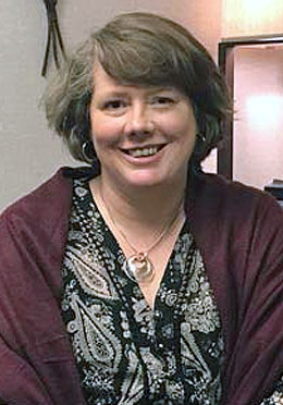 Photo of Connie Merriman, LPC